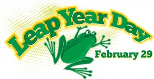 Leap Year Day Feb 29