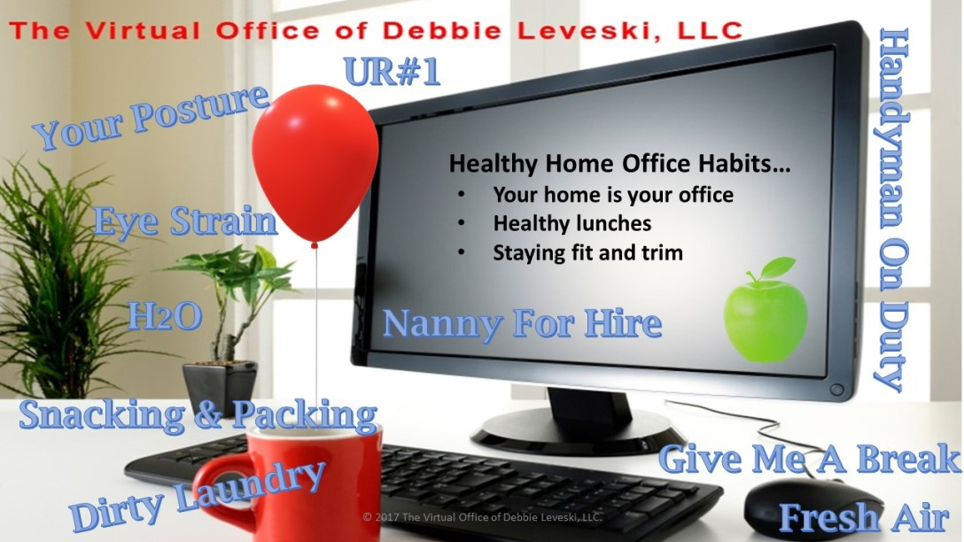 10 Years in 10 Weeks_Wk 10_Healthy Home Office Habits